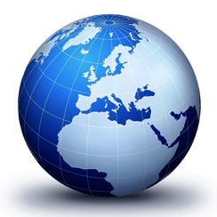 bigstockphoto_world_globe_evolution_1100391