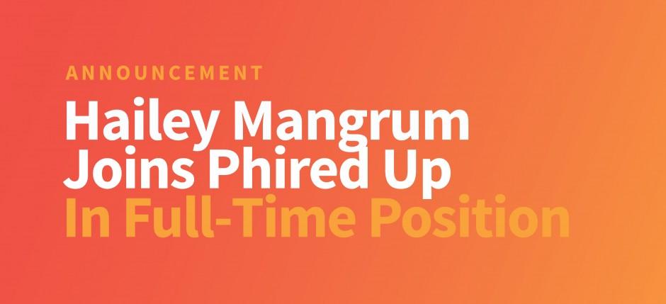 Hailey Mangrum Announcement