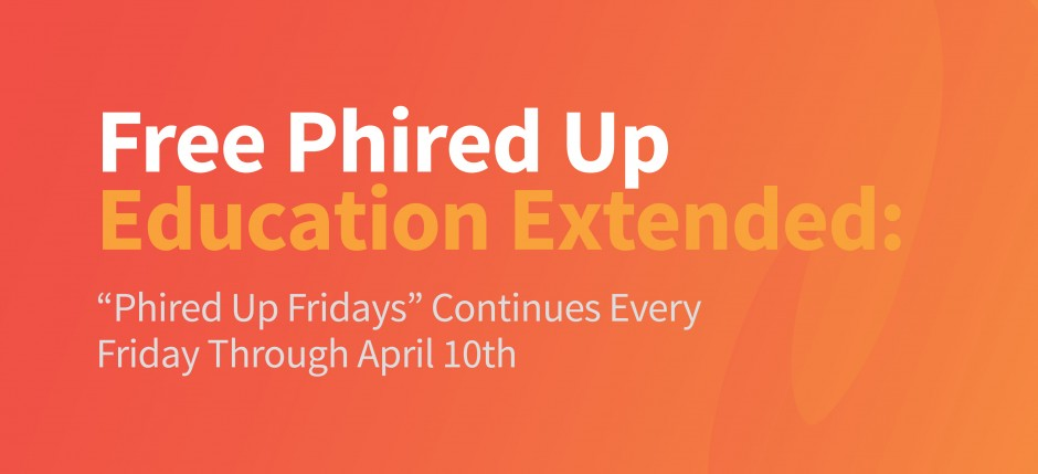 Phired Up Fridays Extended