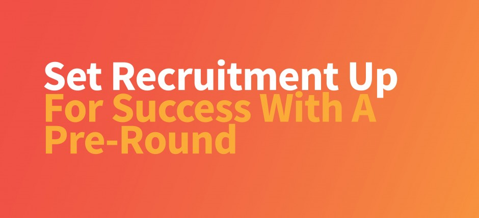 Set Up Recruitment for Success