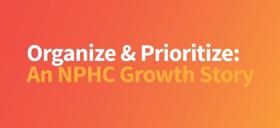 Organize & Prioritize