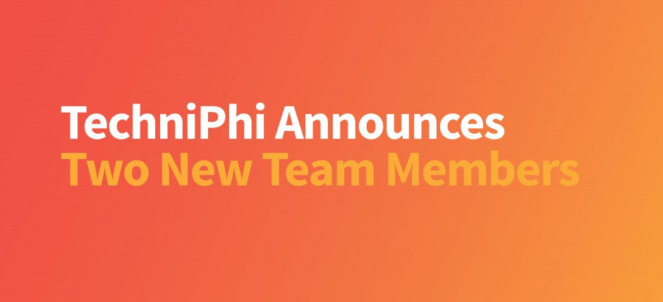 TechniPhi Announces 2 new team mbers