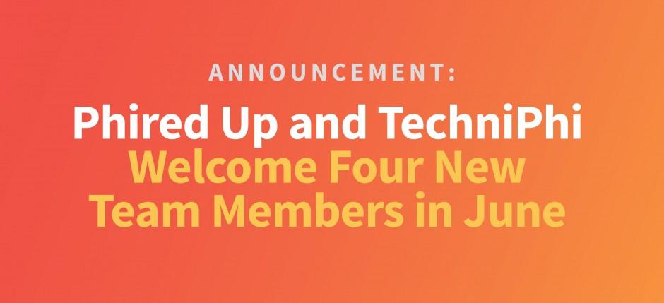 New Team Members Blog Header